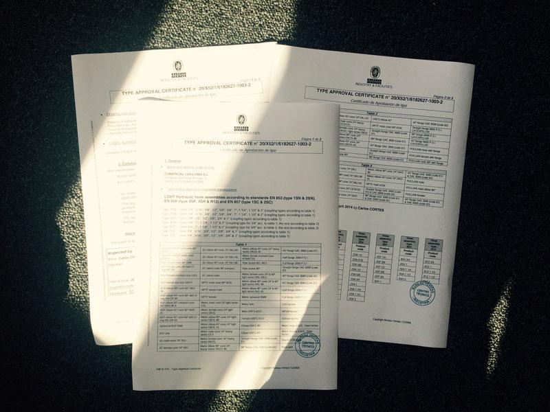 Certificat de bureau veritas leku ona leku ona - Bureau veritas interview ...